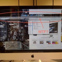 27″ iMac Screen Flashing
